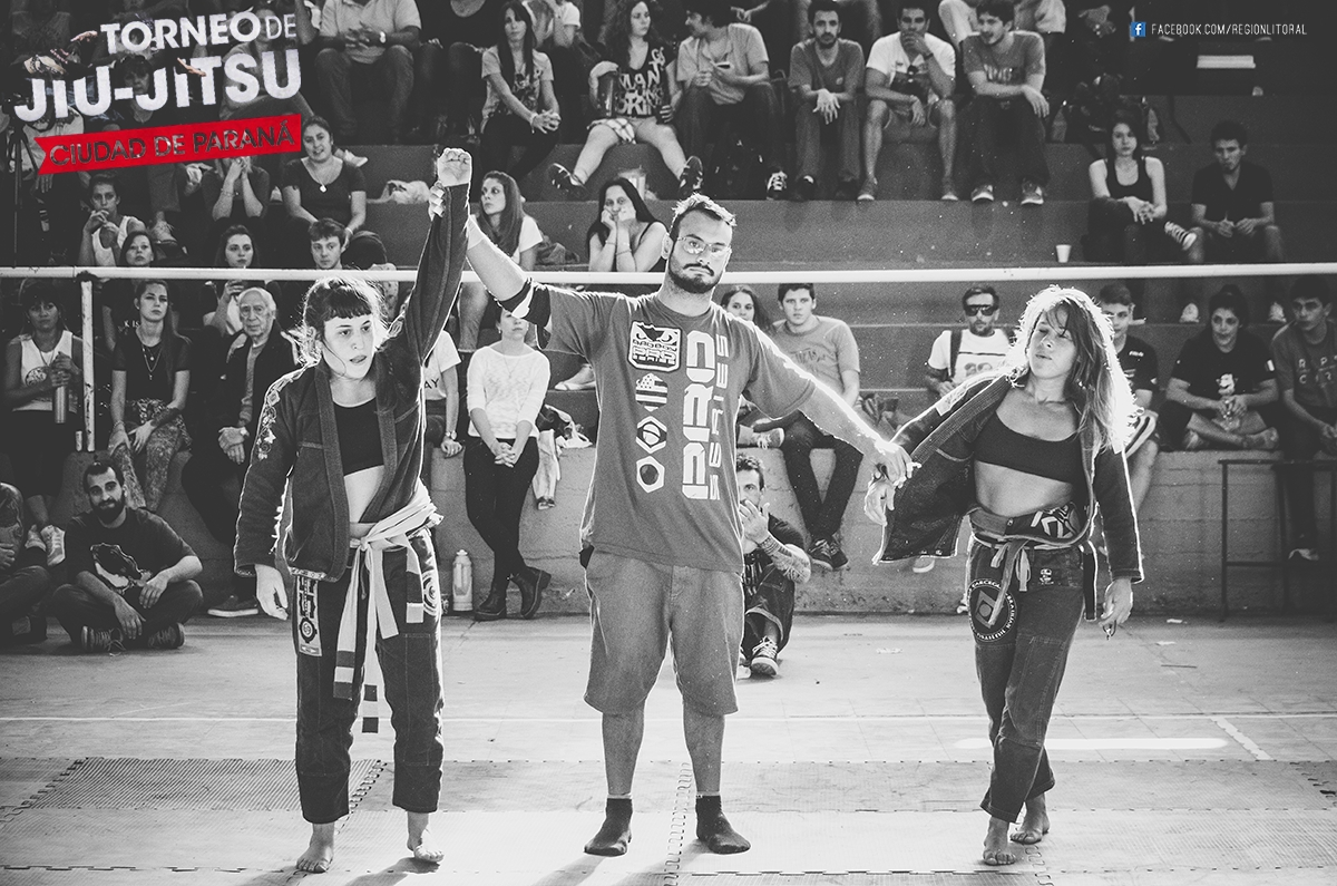 Torneo Jiu Jitsu Parana 2016 Berduc