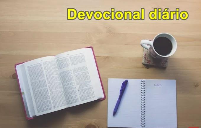 Como fazer seu devocional diário.