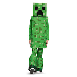 Minecraft Disguise Creeper Prestige Costume Gadget
