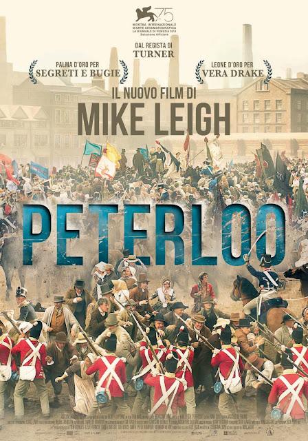 Peterloo Mike Leigh