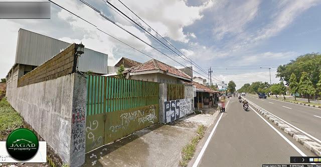 Gudang Tepi Ringroad Barat dekat jl Pasar Jambon