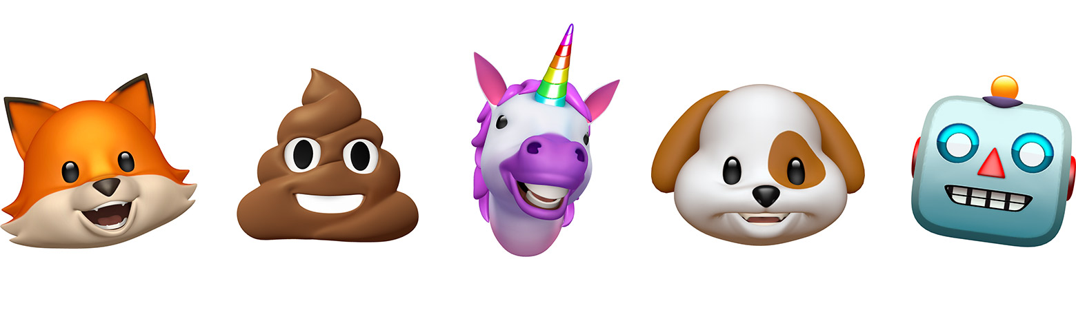 Animoji do iPhone X