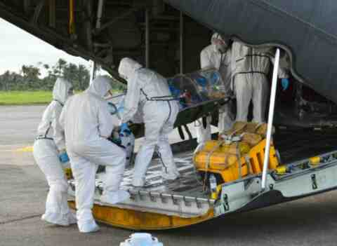 Nigerian Immigration Service imposes airport screenings following fresh Ebola outbreak in Congo