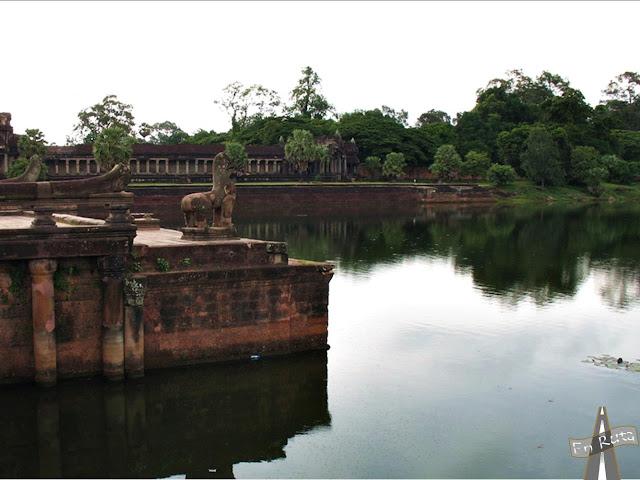 Puente Naga Angkor Wat