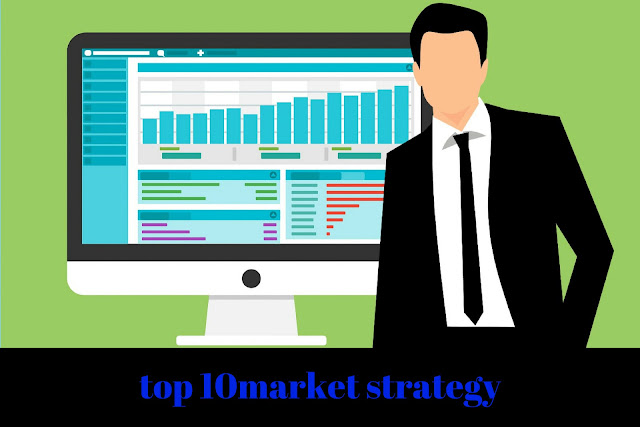 top 10 market strategy