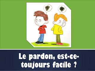 DIAPORAMA LE PARDON EST-CE TOUJOURS FACILE