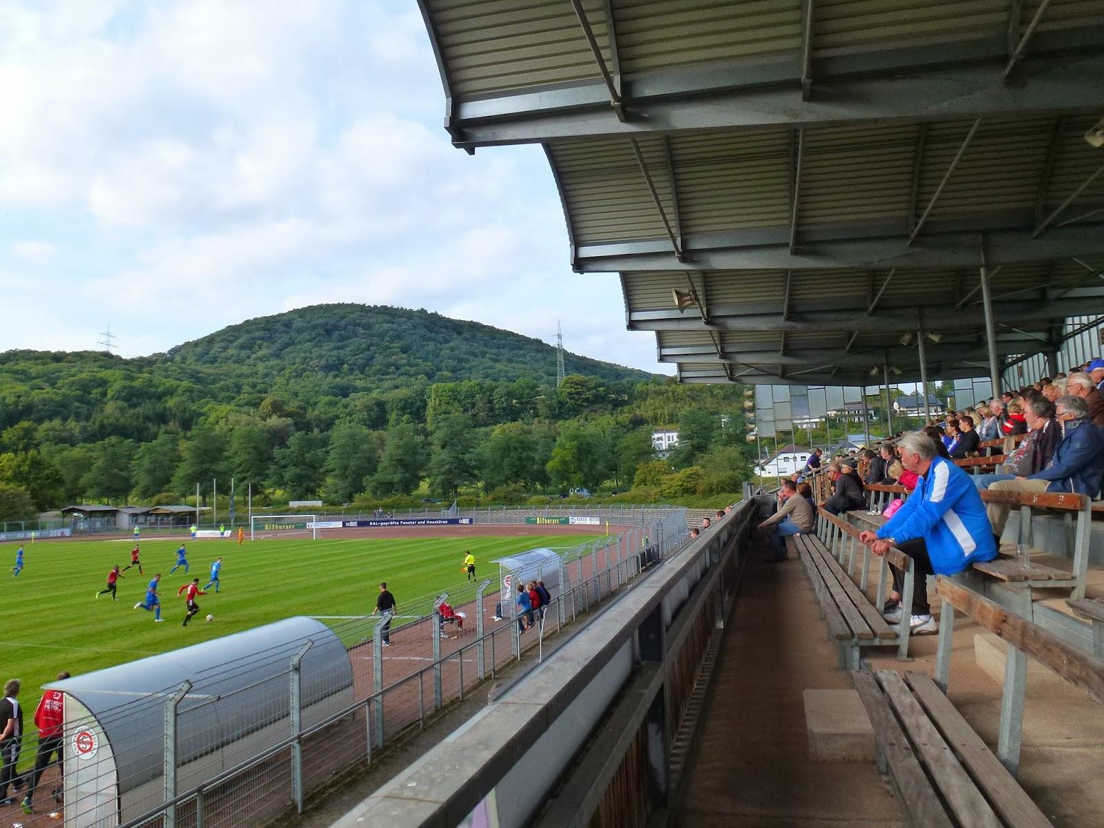 Salmrohr Stadion