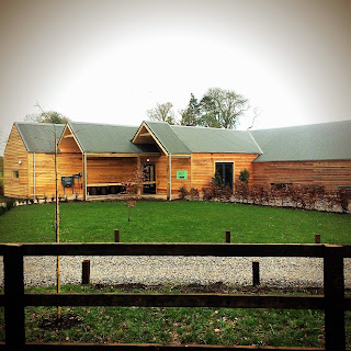 The Green Barn at Burtown House