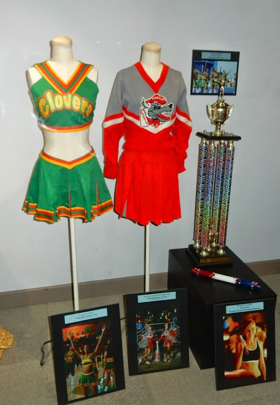 Bring It On cheerleader costume film props