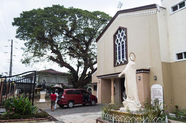 Palauig Zambales Church