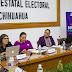 Disertan en el IEE sobre la mujer y la política