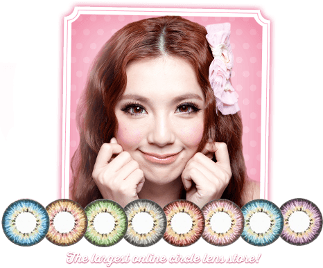 Online Circle Lens Store