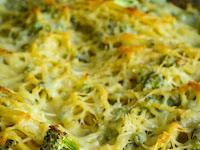 Green Goddess Veggie Pasta Bake