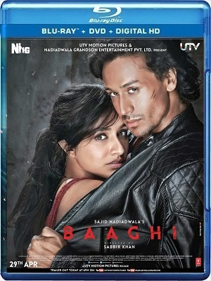 Baaghi Full Movie Download Free (2016) 1080p & 720p BluRay