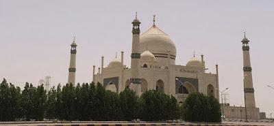 مسجد الصديقة فاطمة الزهراء الكويت