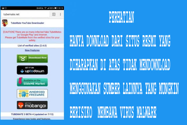 Inilah 2 Cara Mengunduh Video YouTube di Android (Offline & Online) 3