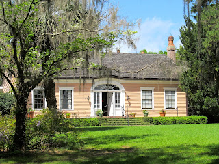 Maclay House in Tallahassee Florida