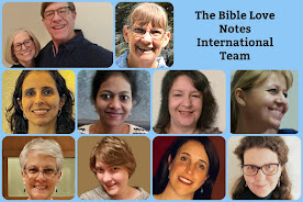 The Bible Love Notes International Team