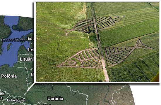 Fronteiras pelo mundo - Polônia e Ucrânia