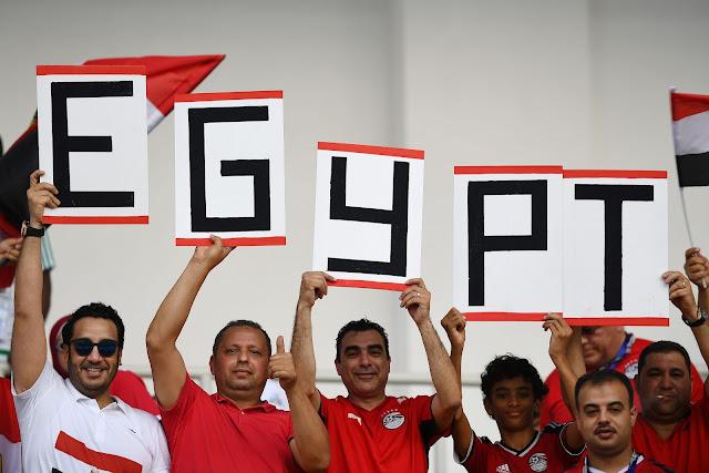 جماهير مصر في الجابون لمساندة المنتخب فى نهائى كاس امم افريقيا 2017