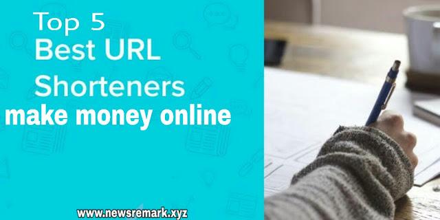 Best URL shortner to make money online