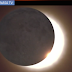 Sigue el eclipse solar en Twitter o por NASA TV