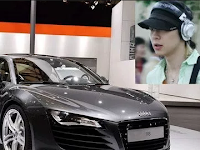 Mobil Mewah Artis Idola Korea Selatan, Yang Terakhir Bikin geleng-Geleng
