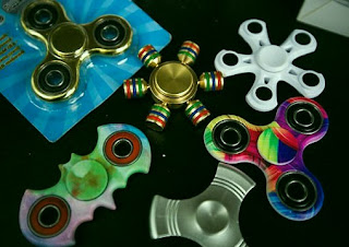 Apa Itu Fidget Spinner Mengenal Jauh Fidget Spinner
