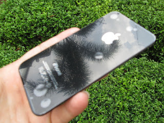 back cover tutup belakang iPhone 4G
