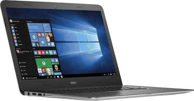 Laptop Terbaru DELL di akhir Tahun 2016. DELL Inspiron 14 7000