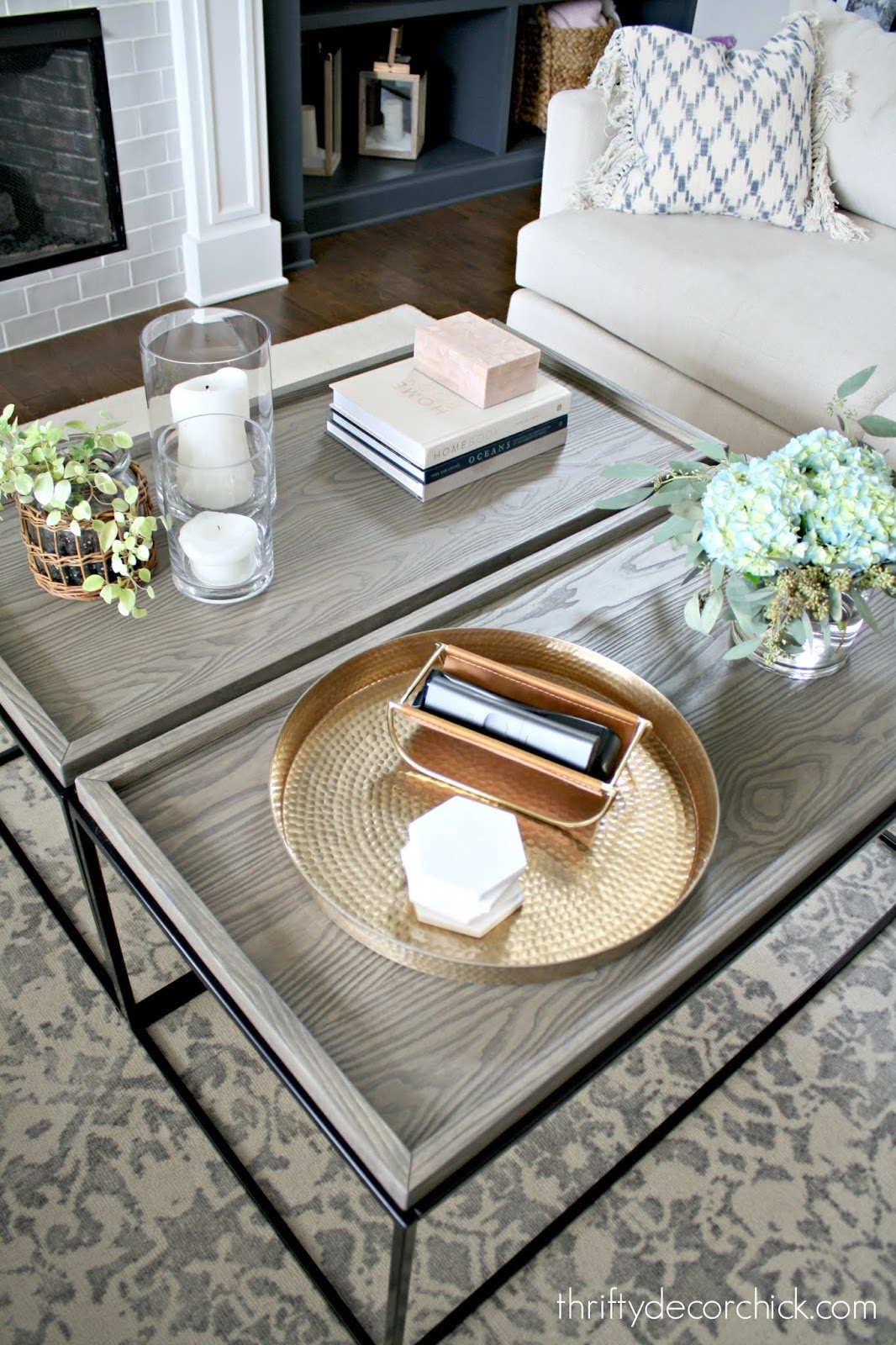 Threshold Bennington coffee tables from Target