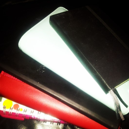 notebook, filofax, moleskine, National Stationery Week