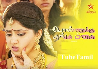 Ponnukku Thanga Manasu 17-01-2019 Vijay TV Serial