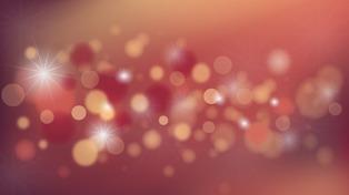 immagini belle sull'amore con stelle e bolle evanescenti
