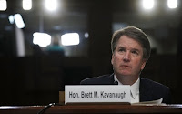 Kavanaugh (Credit: Alex Wong Getty Images) Click to Enlarge.