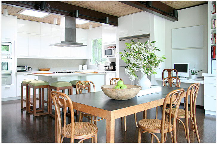 Classic Decor Inspiration} 10 Kitchens by Carrier and Company ...