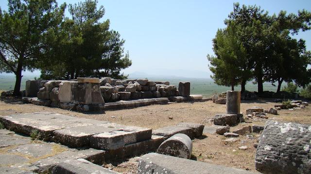 sanktuarium bogów egipskich