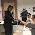 Puigdemont vota, a escondidas, fuera de su ciudad