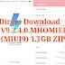 Xiaomi Redmi Note 3 MIUI9 Official V9.2.4.0.MHOMIEK You Can Install Manually