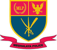 Meghalaya Police, Meghalaya, Police, SI, Sub Inspector, Constable, 10th, freejobalert, Sarkari Naukri, Latest Jobs, Hot Jobs, meghalaya police logo