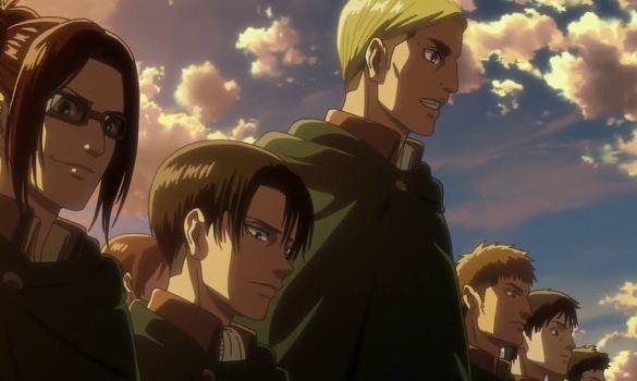 Attack On Titan Season 3 Part 2 Episode 1 Bahasa Indonesia: Menuju Shinganshina