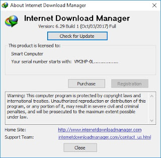 Patch IDM 6.29 Build 1