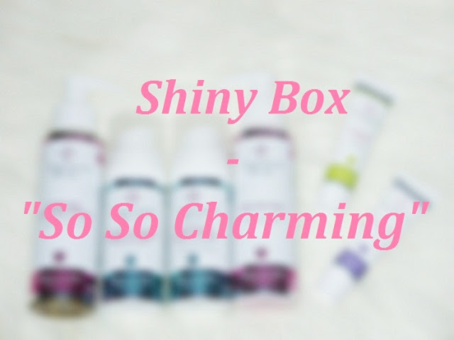 "Shiny Box ""So So Charming"""
