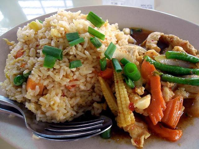 Resepi Nasi Goreng Paprik Ala Thai