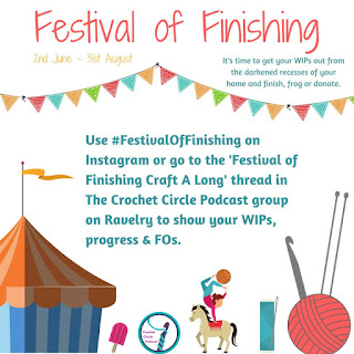 Festival of finishing graphic