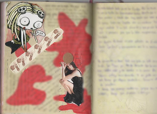 Páginas de Art Journaling - Sara Torregrosa