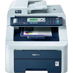 Message Remplac. Fusion sur les imprimantes Brother DCP-9010 et MFC-9120