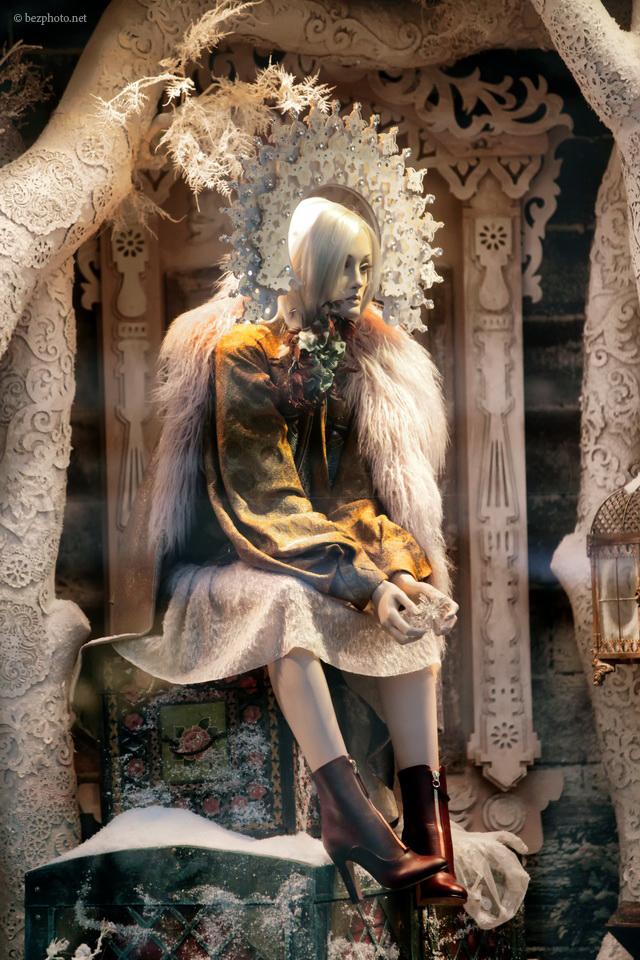 оформление витрины цум 2015