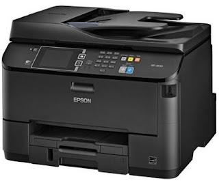 Epson WorkForce Pro WP-4530 Driver Download Free