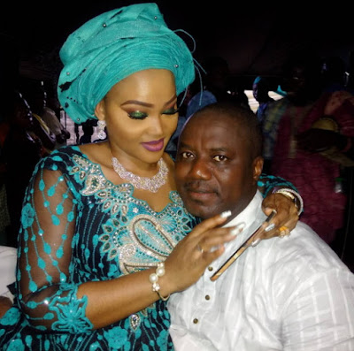 Lagos state writes police to transfer Mercy Aigbe's domestic abuse case files